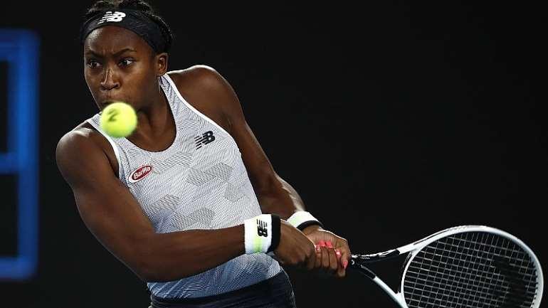 Gauff suffered depression before Wimbledon breakthrough