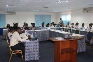 MFWA, Partners Train Journalists on Effective Anti-Corruption Reporting in Burkina Faso