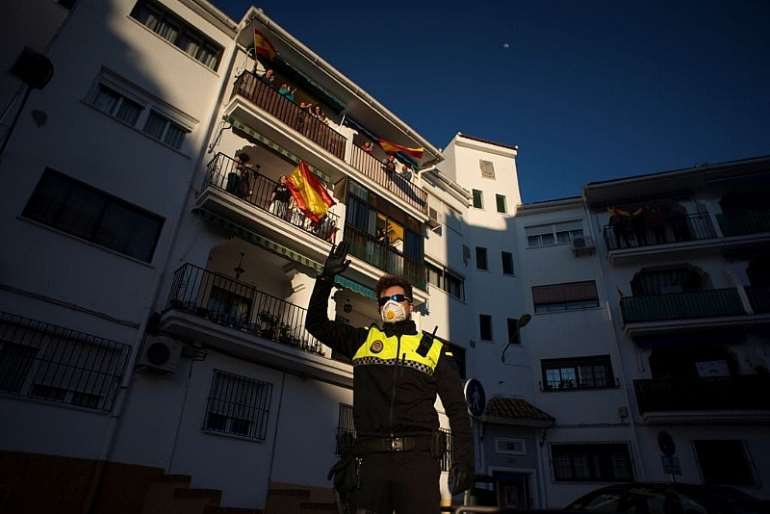 Spain has already begun relaxing measures (Photo: Getty)