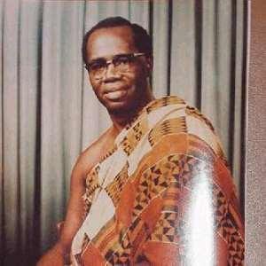 Kofi Abrefa Busia