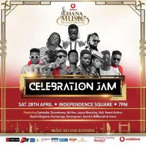 Stonebwoy, Sarkodie, Samini Others Headline Charter House VGMA Celebration Jam