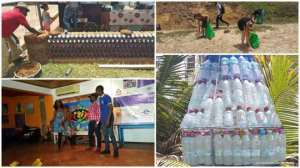 GRIPE And Partners Send Message Against Plastic Waste