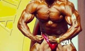 WABBA GB President Anticipates Bright Future For Ghana Bodybuilding