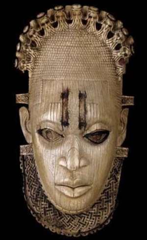Queen-Mother Idia, Benin, Nigeria, Now In British Museum, London, United Kingdom