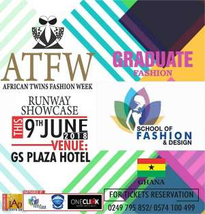 African Twins Fashion Week Slated For June