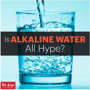 Alkalinity Water and FDA: Is it All Hype?