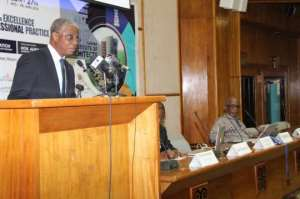 Ghana Institute Of Architects Urged Members To Uphold The Truth