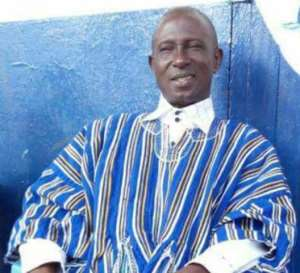 Berekum East Assembly Chase Tax Defaulters
