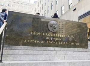 John D. Rockefeller, the oil tycoon who helped create Big Pharma and Western Medicine.