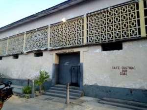 Winneba Prison Population Over Bloated