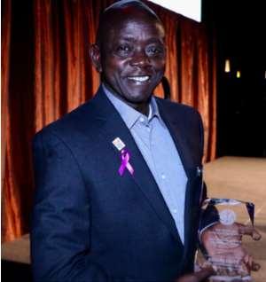 Liberian War Crimes Crusader Wins Judith Lee Stronach Human Rights Award