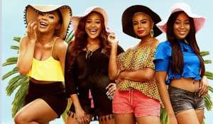 Youngest Boxoffice Queen Who Made N36 million at the cinemas is Number One again with Hire A Woman