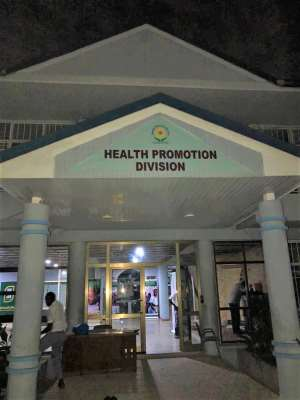 WHO, Other Development Partners Applaud Ghana For Health Promotion Division