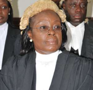 Open Letter to the Attorney General Ms Gloria Akuffo
