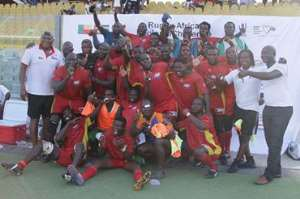 Rugby: Squirrels of Benin Excited After Beating Togo's Hawks 14-12