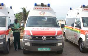 Ambulance Service To Begin Recruitment Despite Having Few Ambulances