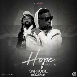 New Music: Sarkodie Ft Obrafour – Hope