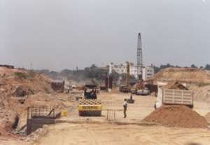Tetteh Quarshie Interchange opens to traffic