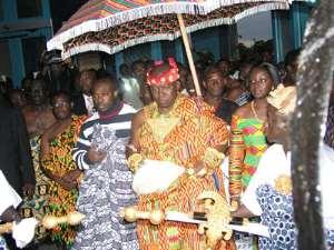 Asantehene orders destoolment of Apemhaasehene