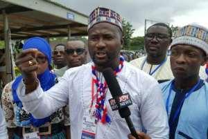 NPP National Nasara Coordinator Hopeful Appeals For Change In Congress Date
