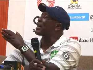 'Our Pre-Match Ordeal Contributed To Our Heavy Defeat To WAFA' - Dreams Coach