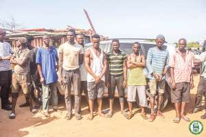 14 People Arrested For Engaging In Open Urination, Defecation In Accra