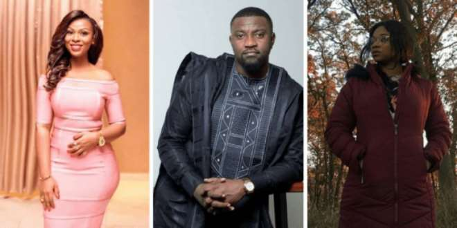 John Dumelo's Angry Ex-girlfriend