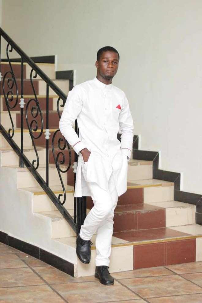 Kofi Arko passion for Africa wear