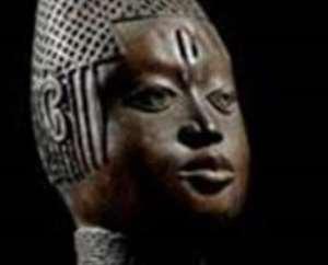 Queen-Mother Idia, Benin, Nigeria