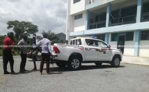 Policeman Weeps In Court Following Remand
