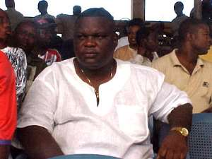 Hearts accuse GHALCA of conspiracy