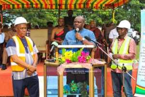 'We Are Preparing Ghana To Win More Medals' - Sports Minister