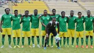 CAF CONFED. CUO... Aduana Fight Back To Draw With Raja