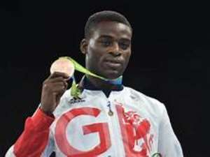 Joshua Buatsi – The 2016 Olympic Medalist To Visit Ghana