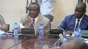 Amidu's Deputy To Face Vetting Committee