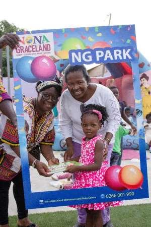 Nona Graceland Commissions Recreational Centre For Children