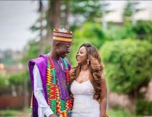 Read What Nana Appiah Mensah's Wife's Sent To Him On His Birthday