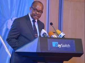 Dr Ernest Addison, Governor of the Bank of Ghana