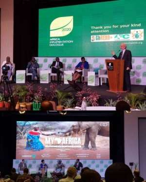 Stakeholders Dialogue To End Commodity Driven Deforestation
