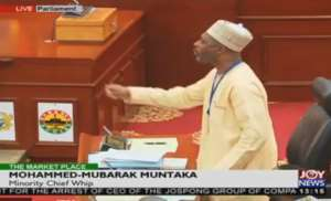 Agric Minister Must Answer Questions In Parliament