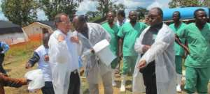 Russia Moves To Assist DRC Fight Ebola