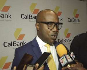 CalBank Boss Proposes Splitting Of BoG To Boost Banking Performance