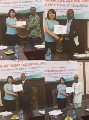 Ghanaian Herbal Medicine Practitioners To Understudy Vietnamese Health Methods