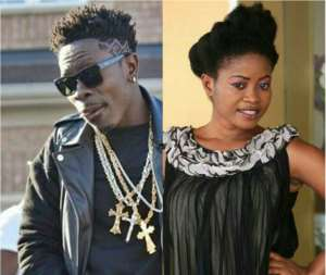 """Most Of Shatta Wale Fans Are """"Aboboya"""" Riders. Does He Own A shop? Actress Nora Asks"""