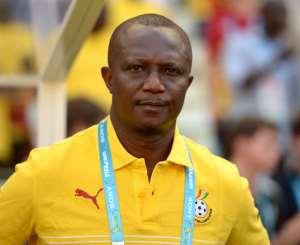 Coach Akwasi Appiah