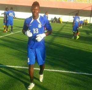 Kotoko striker Richard Arthur set to undergo trial with an unnamed Angolan side - report