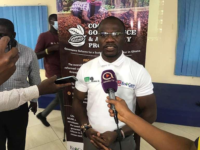 Mr. Obed Owusu-Addai