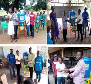 Lampkin International (USA) & Phan Ghana Reach Out To Rural Schools