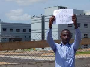 #OpenUGMCNow Campaign Takes Off On Social Media