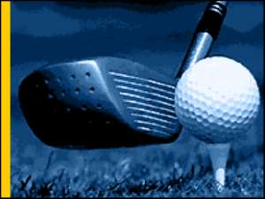 Golfers source for funds to develop the sport